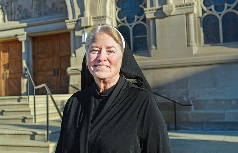 Sr Mary Paul McCaughey