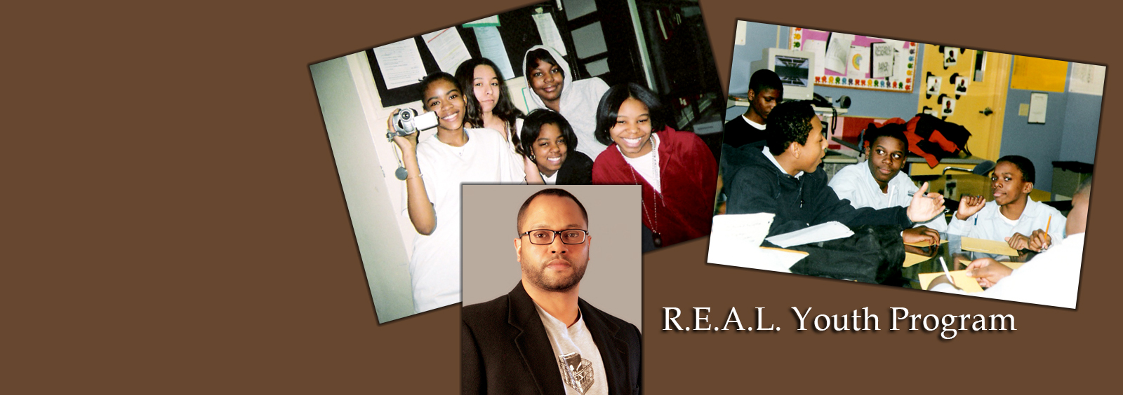 Horace R. Hall and the R.E.A.L. Youth Program